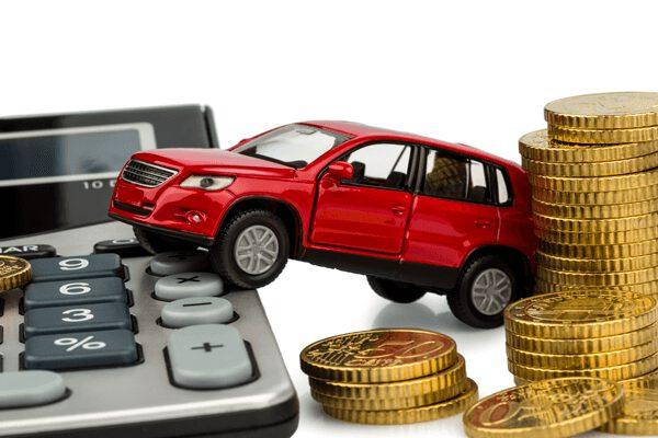 VW Tiguan Taschenrechner und Geld