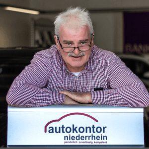Portrait von Hans-Willi Timmermanns (Autokontor-Niederrhein OHG)